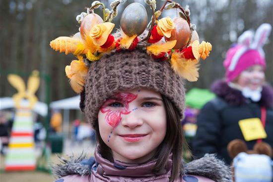 ラトビアで祝うイースター