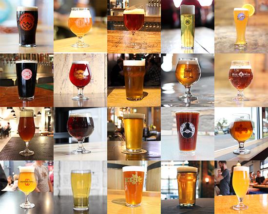 デンバーでビールの醸造所めぐりを楽しむ