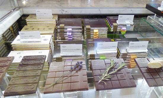 Gerbeaud-chocolate