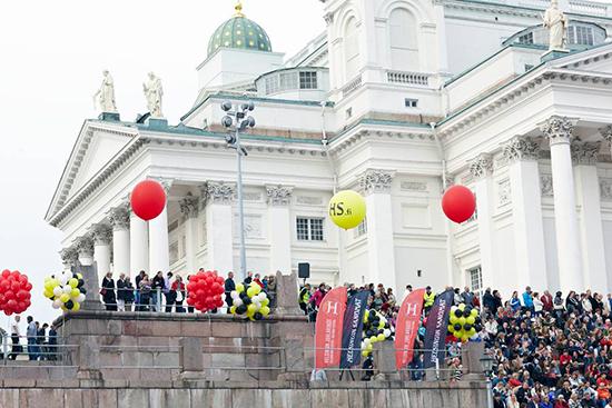 フィンランド最大の複合芸術祭「ヘルシンキ・フェスティバル」