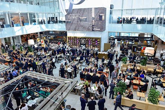 ミュンヘン空港サテライトターミナル
