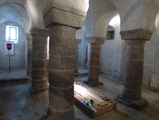 アンドラーシュ1世の墓