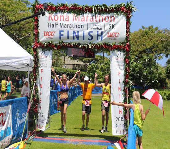 ヒルトン・ワイコロア・ビレッジが「コナ・マラソン」に協賛