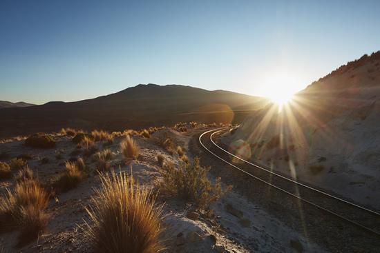 2017年5月、ベルモンドが南米初の豪華寝台列車を運行開始
