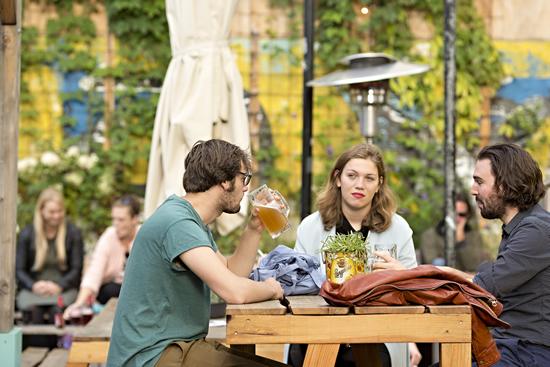 オランダ南部でトラピストビールを味わう