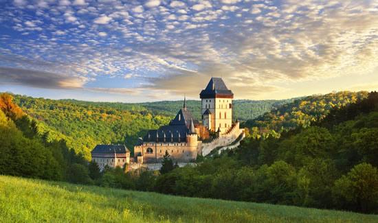チェコの古城、城館が撮影可能に!