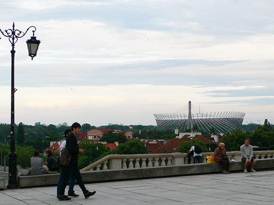 NATO首脳会議によるワルシャワ市内交通規制について