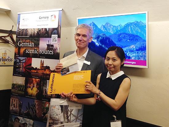 ドイツ「観光街道キャンペーン」のフォトコンテストで日本人が上位入賞