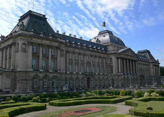 ブリュッセル王宮、夏の特別公開