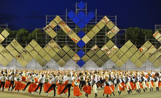 「ラトビア歌と踊りの祭典 2018」の開催日が決定!