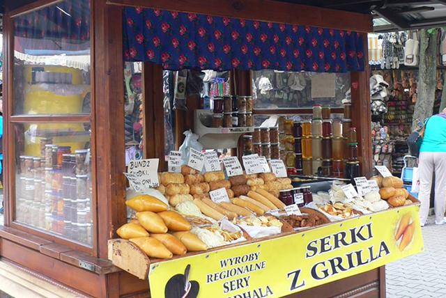 南ポーランド秘伝のチーズ「オスツィペク」