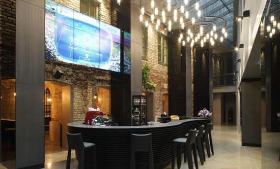 リガ旧市街の歴史地区に5ッ星ホテル「プルマン」がオープン