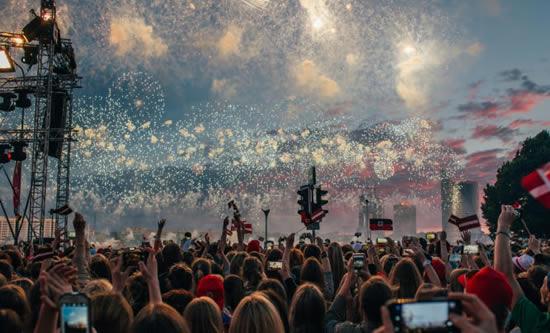 リガの夏の風物詩「シティフェスティバル 2016」がまもなく開催