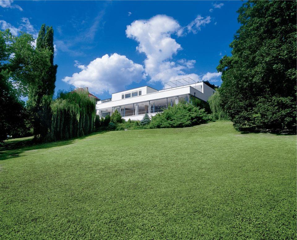 ブルノの世界遺産「トゥーゲントハット邸」