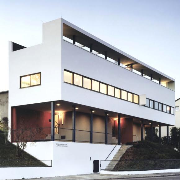 ドイツの新世界文化遺産「ル・コルビュジェ・ハウス」