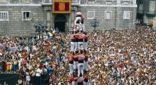 今年はバルセロナの「メルセド祭」へ