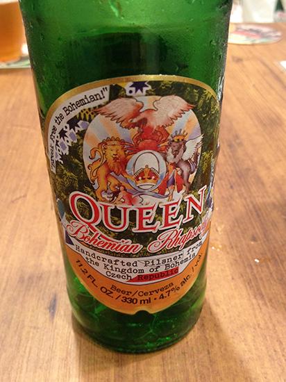 QUEEN ビール