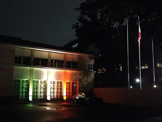 ミラノ市長来日、イタリア大使公邸で「ミラノに捧げる夕べ」が開催