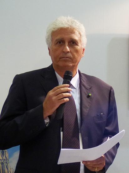 ENIT ローマ本局エグゼクティブディレクターのジョヴァンニ・バスティアネッリ氏