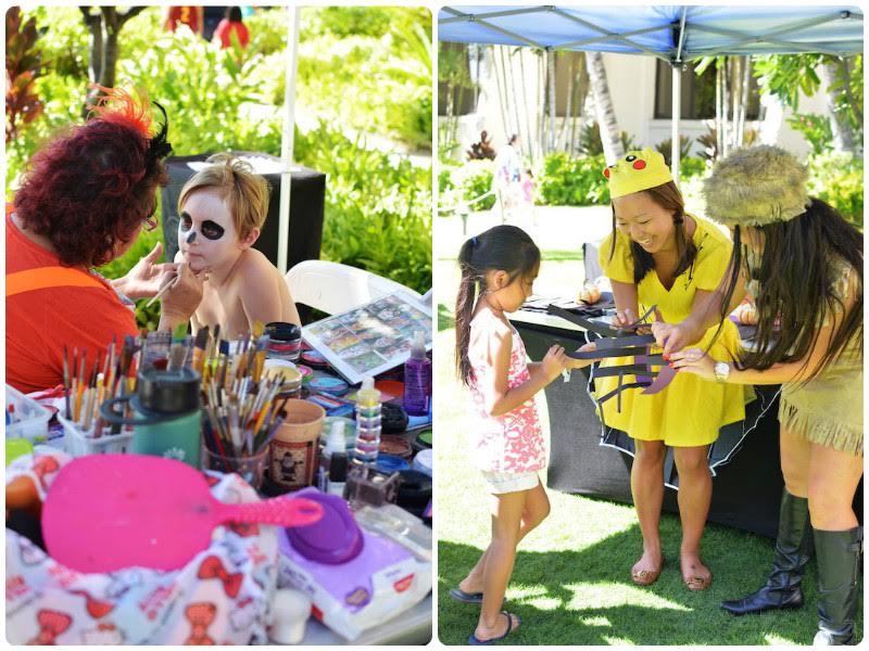 ヒルトン・ハワイアン・ビレッジが、家族で楽しめるハロウィーン・イベントを開催