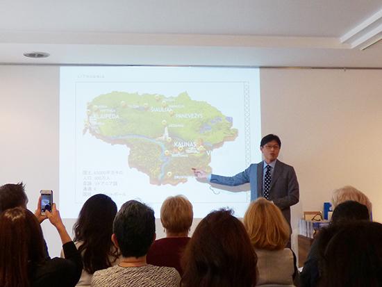リトアニア政府観光局が日本事務所を開設