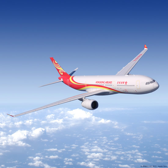 10周年を迎えた香港航空、日本-香港間の往復航空券をプレゼント!