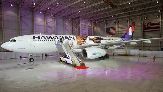 ハワイアン航空がディズニー最新映画『モアナと伝説の海』とタイアップ!