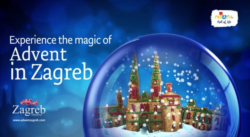 「ザグレブで過ごすクリスマス」特別運賃キャンペーンを実施中!