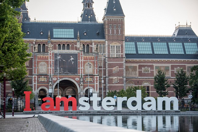 ミシュラン星付きになったオランダ国立美術館のレストラン
