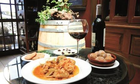 スペインで地方料理を堪能する旅