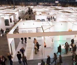 スペインで「ARCO 国際コンテンポラリーアートフェア」開催
