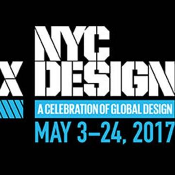NYCグローバル・デザインの祭典「NYCxDESIGN」ハイライトを発表