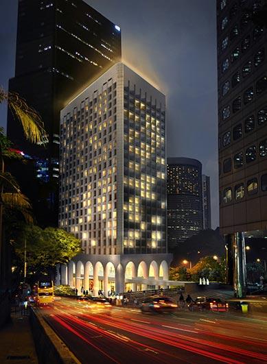 ニッコロホテルズ、香港にフラッグシップホテル「ザ・マレー」をオープン