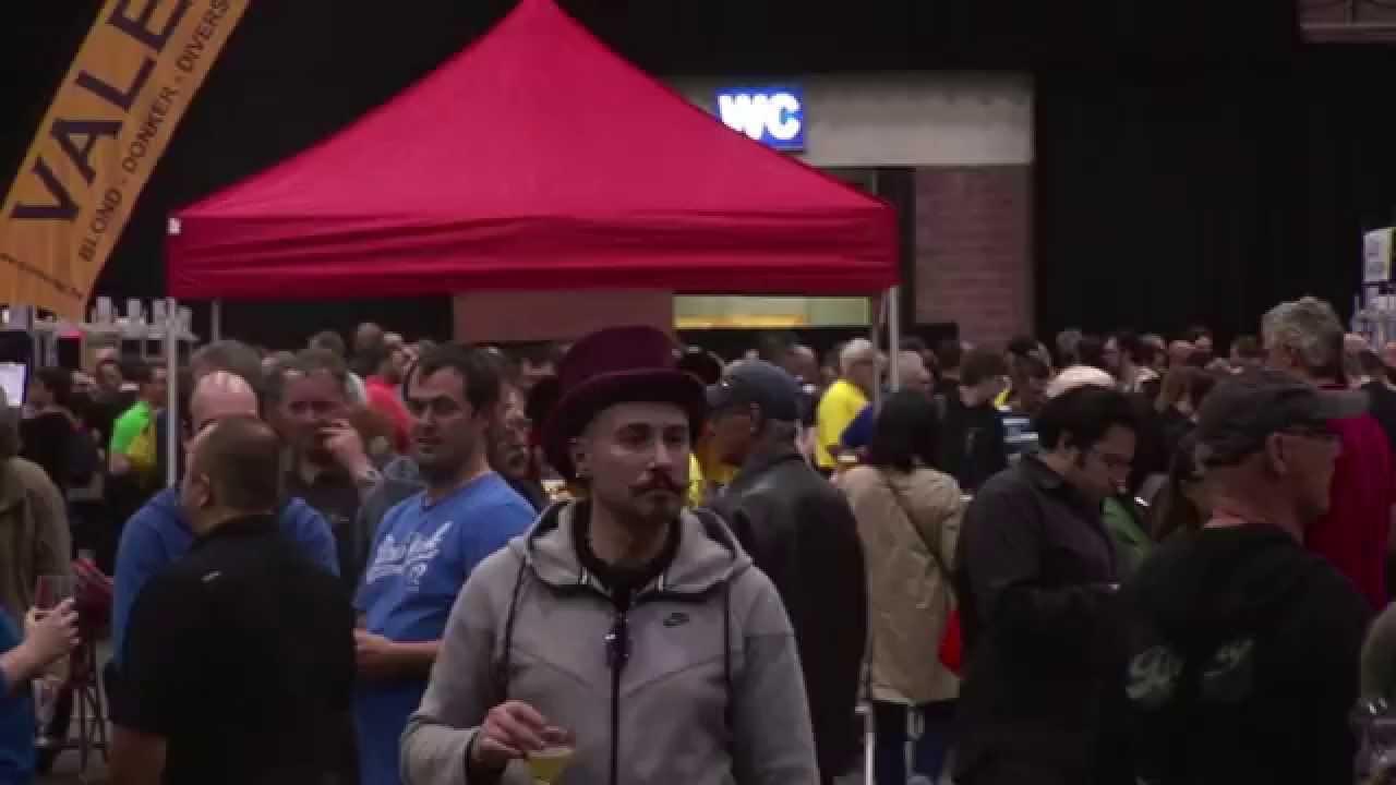 ビール文化が体験できるルーヴェンのビールフェスティバル