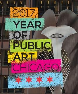 2017年はシカゴでパブリックアートを満喫!