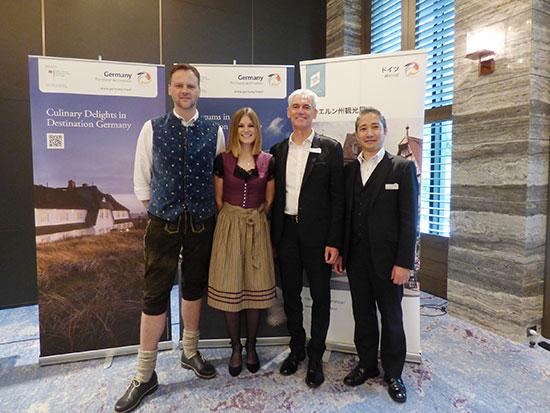 ドイツ観光局、バイエルン州観光局とプレス発表会を開催
