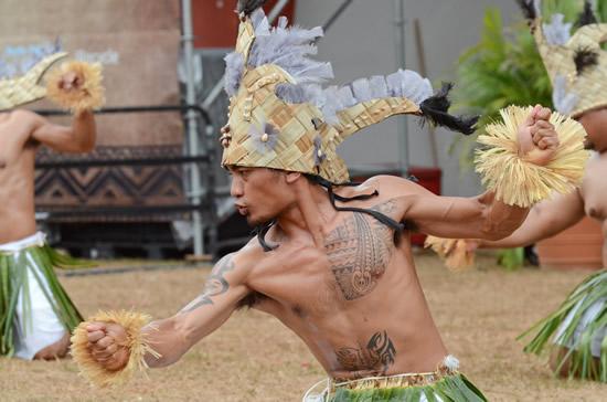グアムでミクロネシアの文化が集結するフェアが開催