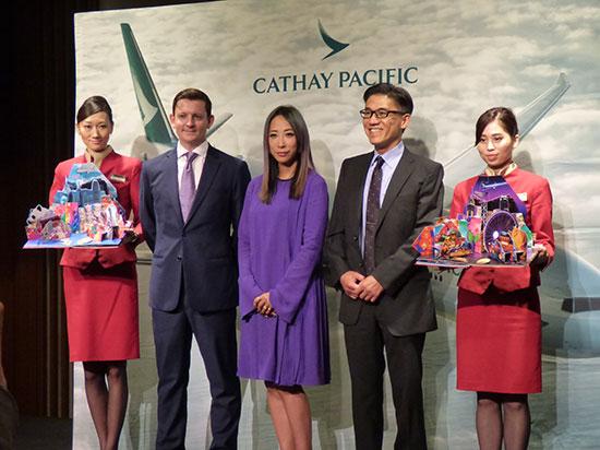 キャセイパシフィックの新キャンペーン「蜷川実花 x 香港 by Cathay Pacific」
