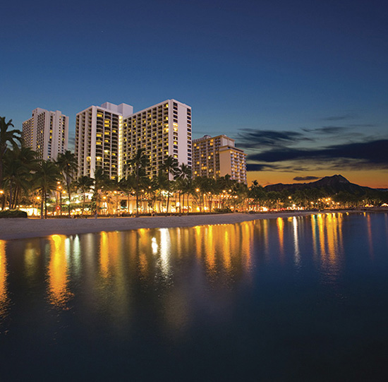 Waikiki Marriot