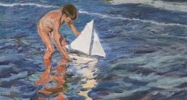バレンシアで「光の画家」ソローリャを辿る