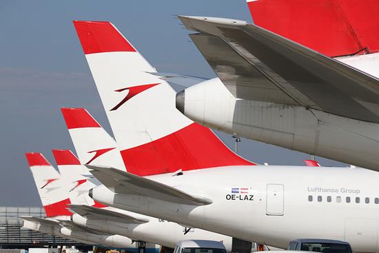 オーストリア航空、成田/ウィーン線を再開