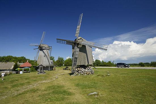 旅してみたいエストニアの島々