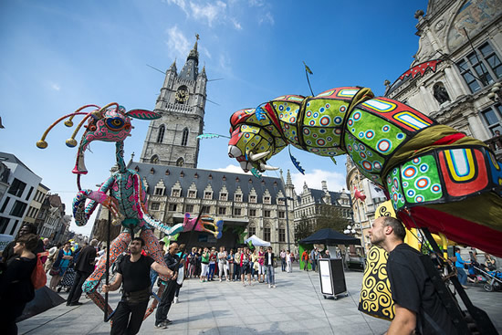 Gent Festival van Vlaanderen