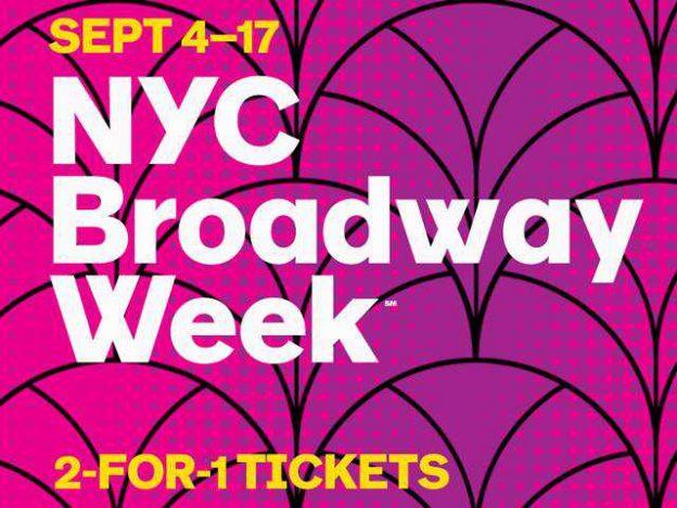 NYCで2週間限定の「ブロードウェイ・ウィーク」がスタート