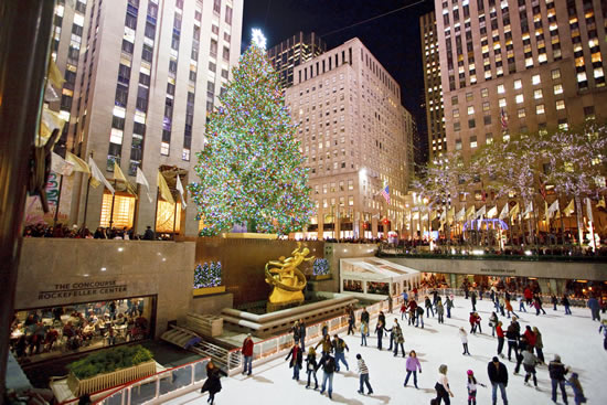 The Tree At Rockefeller Center_Will Steacy