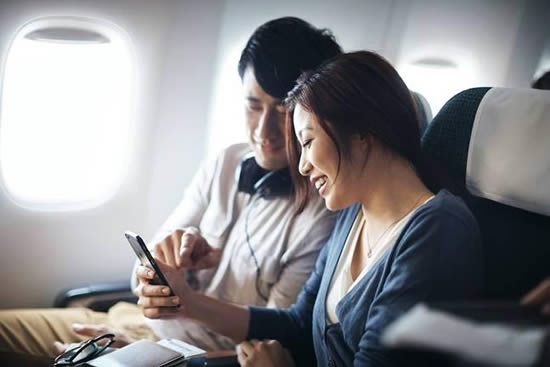 CX 全ワイドボディ機に機内Wi-Fiの順次導入を発表