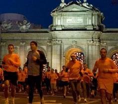 マドリードの大晦日マラソン「サン・シルベストレ・バジェカーナ」