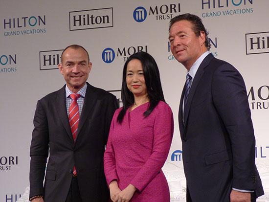 森トラスト、沖縄に「ヒルトン」とアジア発のタイムシェア・リゾートを開発