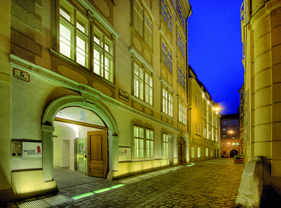 ウィーンで辿るモーツァルトの足跡