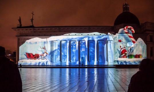 Vilnius THE 3D FAIRY TALE